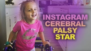 Instagram Cerebral Palsy Child Star | Living Differently