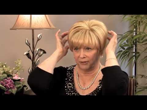 Watch Cindy's Story - To Hereditary Hair Loss