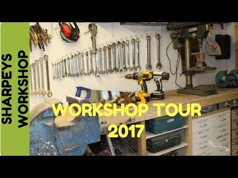 Garage workshop tour 2017