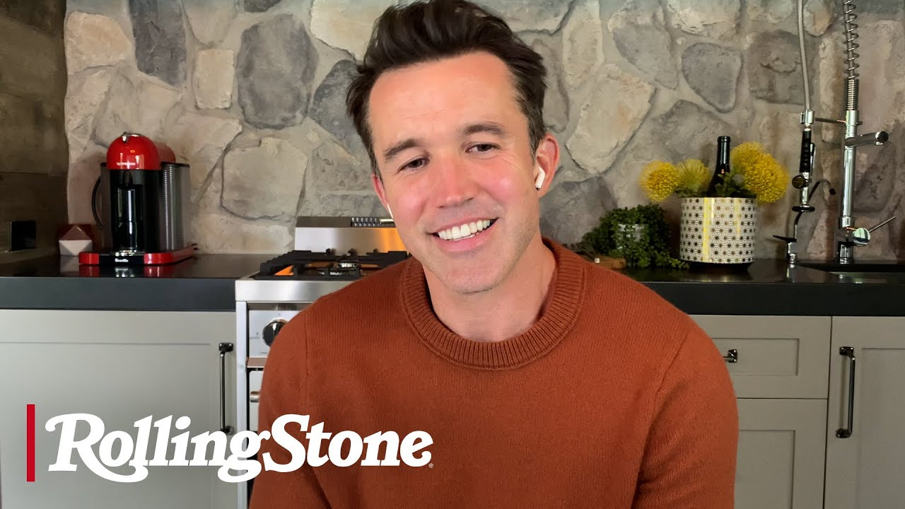 Rob McElhenney's Favorite Lines From 'It's Always Sunny...' and 'Mythic Quest'   Best Lines