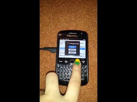 How to quickly delete all call logs from BlackBerry?