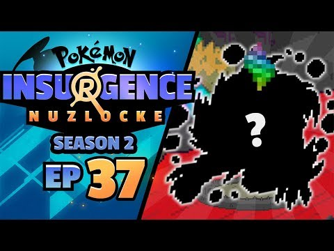 OH GOD IT'S MEGA SPIRITOMB... - Pokémon Insurgence Nuzlocke (Episode 37)