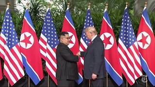 FULL VIDEO: Trump and Kim Hold Nuclear Summit    NYT News
