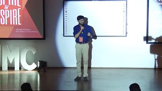 A story can change your life | Dhvanit Thaker | TEDxNHLMMC