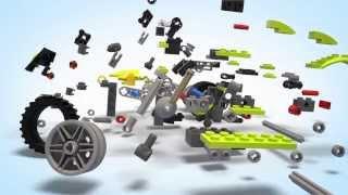 LEGO Creator 3 in 1 - 31013, 31014, 31015, 31017, 31018