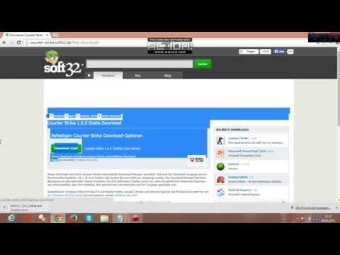 Counter Strike 1..6 Downloaden Kostenlos sehr einfach alle Windows versionen klappen