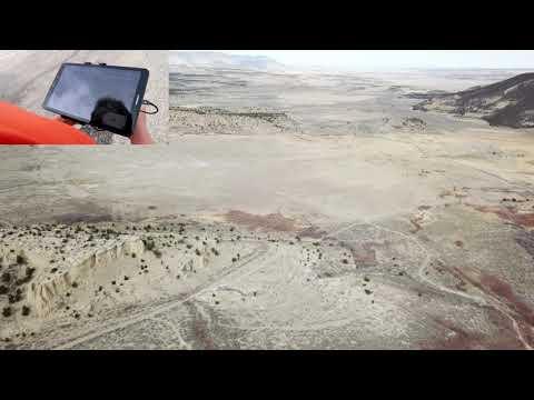 What are the Mysterious Circles of Utah DJI Mavic Pro 2 Miles Range