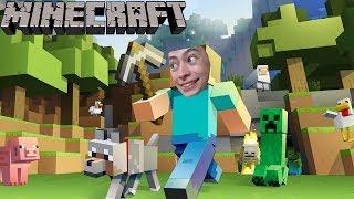 Download Я ПОПАЛ В МАЙНКРАФТ ЭПИЗОД 1 Построил дом Нуб Minecraft нашёл пещеру Video