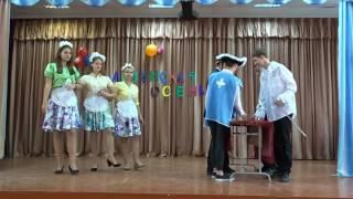Лицейская осень 2016 (танец)
