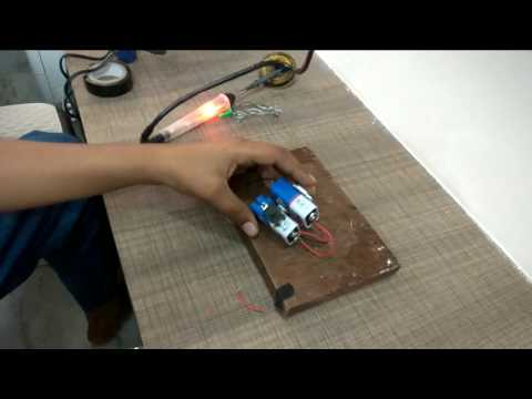 How to make  12v high power led flash light with ic 7812