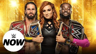 Download Live WWE Money in the Bank 2019 preview: WWE Now Video