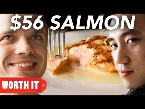 $8 Salmon Vs. $56 Salmon