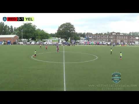 UK Football Trials   Full Match Highlights   West London 1st June