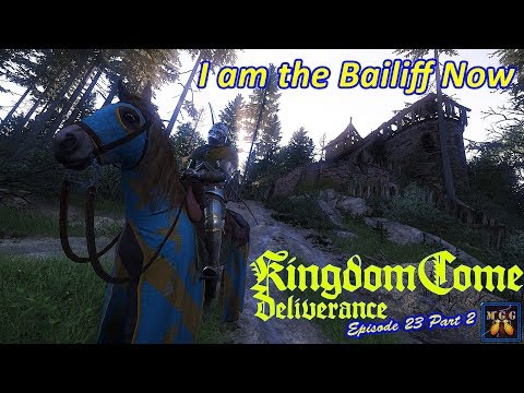 Escorting the Locator - From Ashes DLC | Kingdom Come Deliverance Episode 23 Part 2