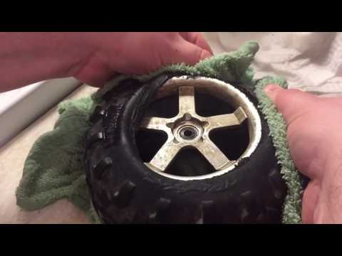 How To: RC Tire Removal | The Boil Method