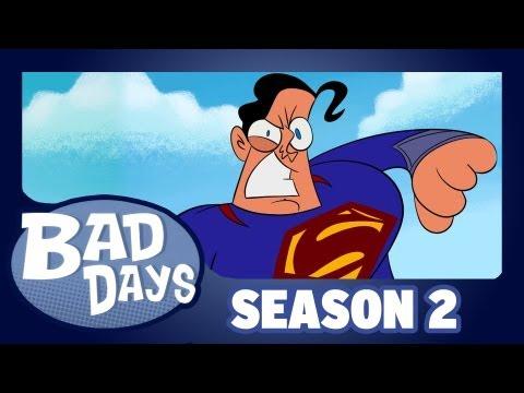Xxx Mp4 SUPERMAN Quot Man Of Stee Quot L Bad Days Season 2 Episode 10 3gp Sex