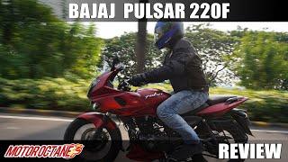2019 Bajaj Pulsar 220F Review | Hindi | MotorOctane