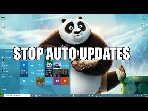 disable Automatic Update download on Windows 10 (Hindi)