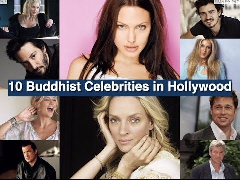 Top 10 Buddhist Celebrities in Hollywood
