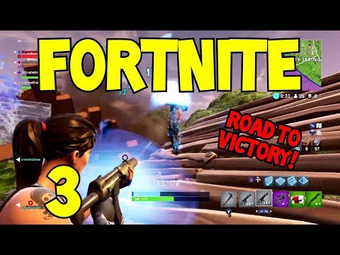 Road to Victory 3: Fortnite Battle Royale