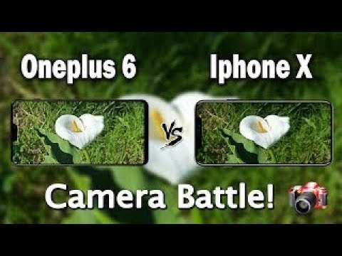 Xxx Mp4 ✔iPhone X Vs OnePlus 6 Camera Comparison Sorry Apple Ultimate Test Get Smart 3gp Sex