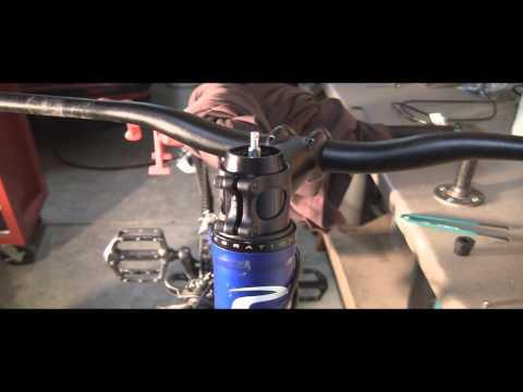 Cannondale Headshok Fork Rebuild Part 1: F600 Mountain Bike Example