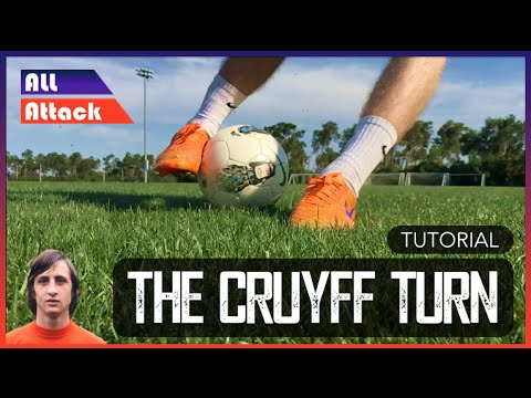 The Cruyff Turn | Tutorial