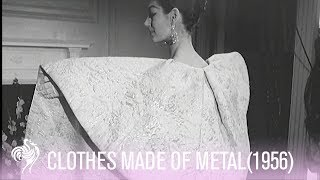 Clothes Made of Metal (1956) | Vintage Fashion