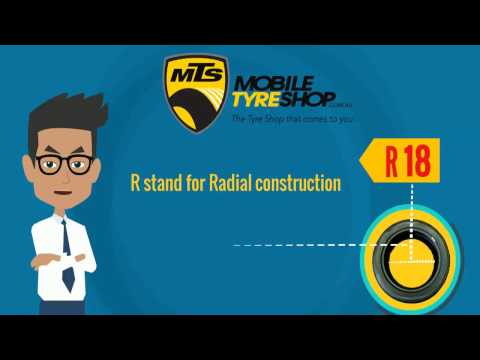 How to find your tyre size with Mobile Tyre Shop