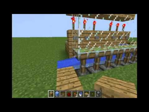 Minecraft- Working Pet Shop Tutorial