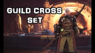 15 minutes) Guild Cross Armor Set Video - PlayKindle org