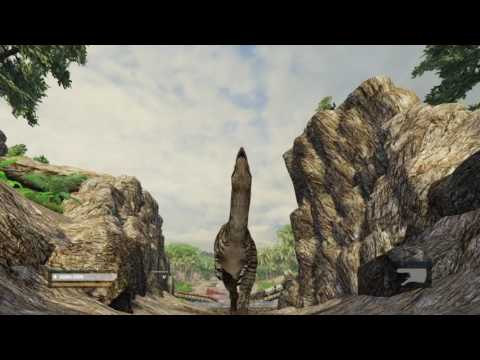 Primal Carnage: Extinction All Dinosaur class free roam