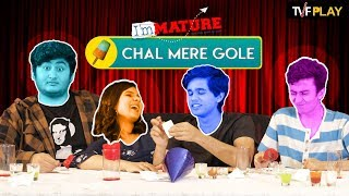 The Immature Cast Plays 'Chal Mere Gole' | All episodes on TVFPlay