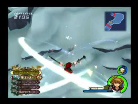Kingdom Hearts 2 How to Level Valor and Wisdom Form Up Quickly