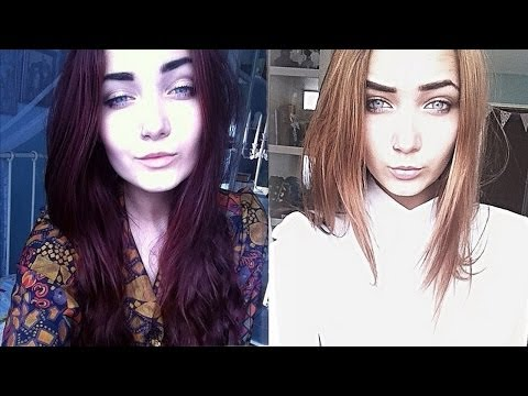 How To Get Rid Of Red Hair - My Story + What Worked For Me