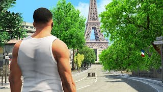 Moving to FRANCE in GTA 5!