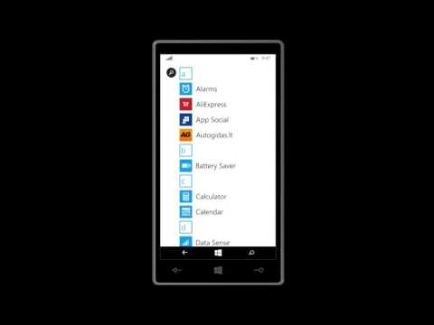 How to manually select network on Microsoft Lumia