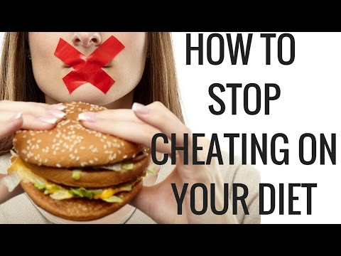 7 Ways to Stop Cheating on Your Diet - Christina Carlyle