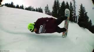 Best of Snowboarding: best of flat tricks