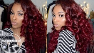 How To: Full Bouncy Curls with Flexi Rods