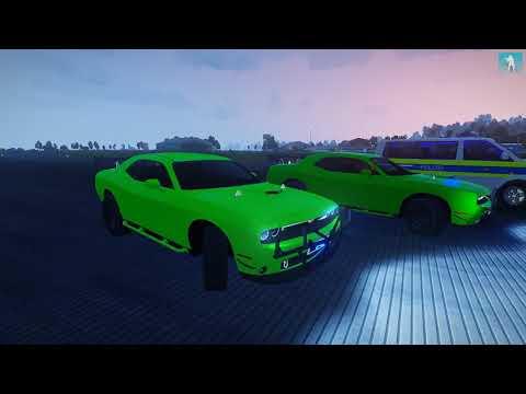 Arma 3 Project Nine Dev-Vehicle Update #1  15er Dodge Challenger and VW T5 Police