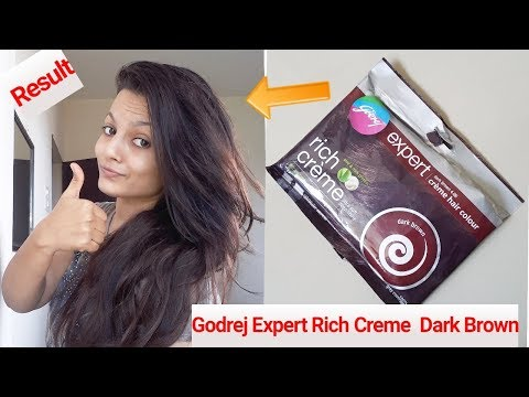 Hair Touch Up at Home|Godrej expert rich cream Dark Brown Color|AlwaysPrettyUseful by PC