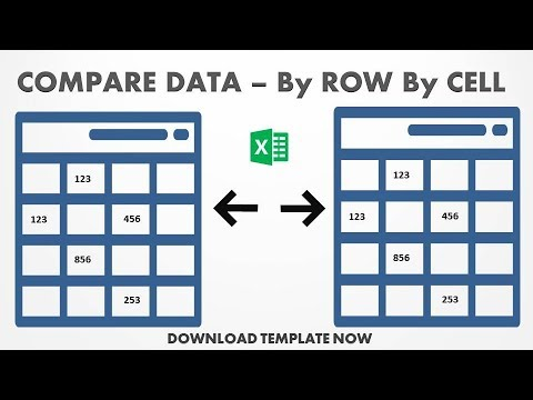 Excel VBA | Compare Two Worksheets and Paste differences to another sheet (Version 2) [Download]