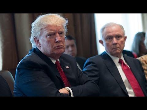 Trump's Wall & Should Congress Legalize Marijuana?