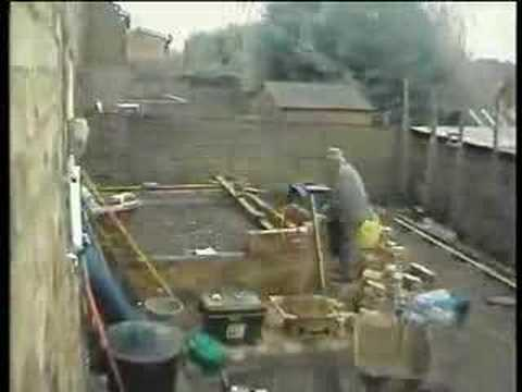 Timelapse Video of Conservatory Build