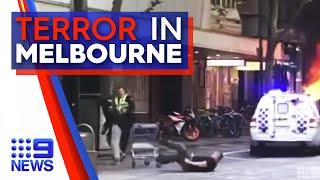 Melbourne Attack   9 News Perth