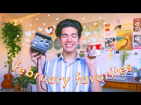 🌷 february favs 🌷 (thrifted clothes, music, movies)