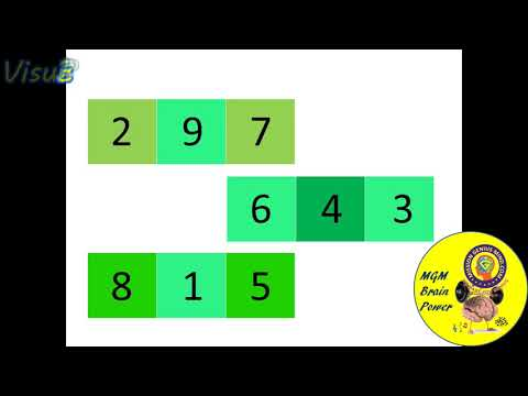 MGM Brain Power - Visual Puzzles to improve Photographic Memory | Mission Genius Mind