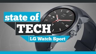 Review: LG Watch Sport Android Wear 2.0