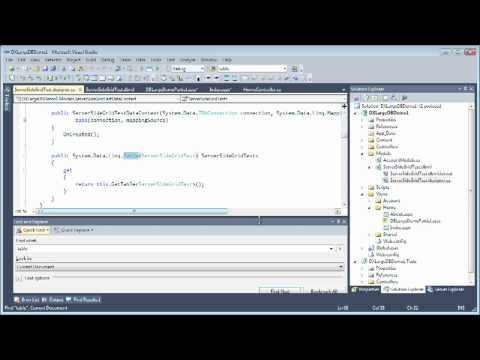 ASP.NET MVC Extensions - Using the Gridview with Large Databases